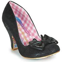 Pantofi Femei Pantofi cu toc Irregular Choice NICK OF TIME Negru