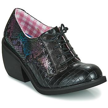 Pantofi Femei Pantofi Derby Irregular Choice TIPPLE Negru
