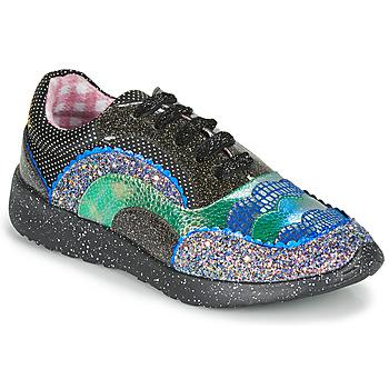 Pantofi Femei Pantofi sport Casual Irregular Choice JIGSAW Negru