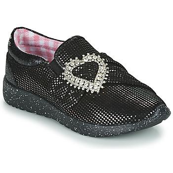 Pantofi Femei Pantofi sport Casual Irregular Choice TWO SHAKES Negru