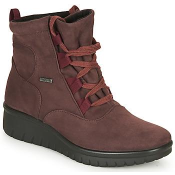 Pantofi Femei Ghete Romika Westland CALAIS 08 Bordo