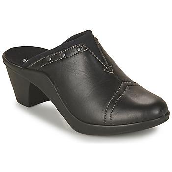 Pantofi Femei Papuci de vară Romika Westland ST TROPEZ 271 Negru
