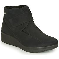 Pantofi Femei Ghete Romika Westland CALAIS 53 Negru