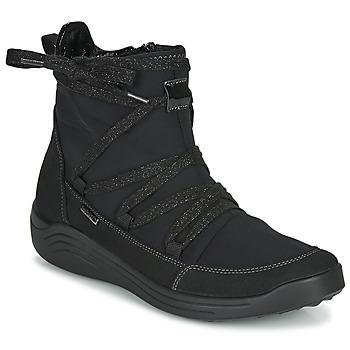 Pantofi Femei Ghete Romika Westland MONTPELLIER 01 Negru