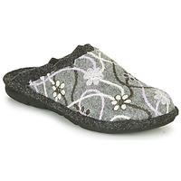 Pantofi Femei Papuci de casă Romika Westland LILLE 100 Gri