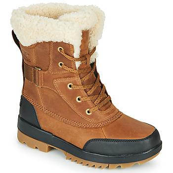 Pantofi Femei Cizme de zapadă Sorel TORINO II PARC BOOT Maro