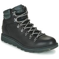 Pantofi Bărbați Ghete Sorel MADSON HIKER II WP Negru