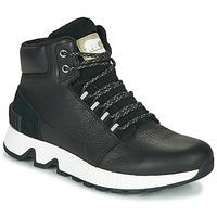 Pantofi Bărbați Pantofi sport stil gheata Sorel MAC HILL MID LTR WP Negru