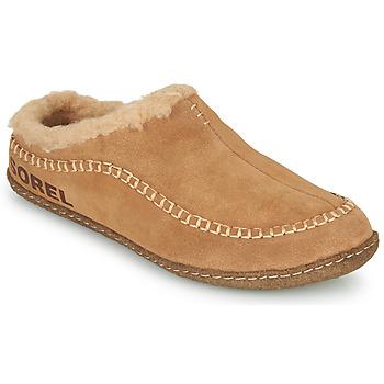 Pantofi Bărbați Papuci de casă Sorel LANNER RIDGE Maro