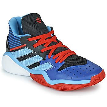 Pantofi Basket adidas Performance HARDEN STEPBACK Albastru / Negru