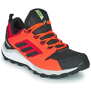 Pantofi Bărbați Trail și running adidas Performance TERREX AGRAVIC TR G Roșu / Negru