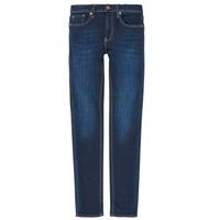 Îmbracaminte Băieți Jeans drepti Teddy Smith FLASH Albastru