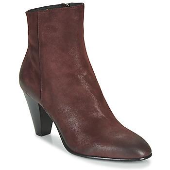 Pantofi Femei Botine Fru.it ROMA Bordo