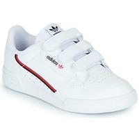 Pantofi Copii Pantofi sport Casual adidas Originals CONTINENTAL 80 CF C Alb