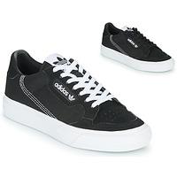 Pantofi Copii Pantofi sport Casual adidas Originals CONTINENTAL VULC J Negru