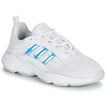Pantofi Fete Pantofi sport Casual adidas Originals HAIWEE J Alb / Iridescent