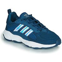 Pantofi Băieți Pantofi sport Casual adidas Originals HAIWEE J Albastru
