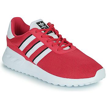 Pantofi Fete Pantofi sport Casual adidas Originals LA TRAINER LITE C Roz