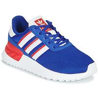 Pantofi Băieți Pantofi sport Casual adidas Originals LA TRAINER LITE C Albastru