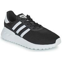 Pantofi Copii Pantofi sport Casual adidas Originals LA TRAINER LITE C Negru / Alb