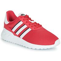 Pantofi Fete Pantofi sport Casual adidas Originals LA TRAINER LITE J Roz