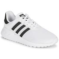 Pantofi Copii Pantofi sport Casual adidas Originals LA TRAINER LITE J Alb / Negru