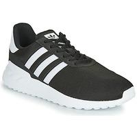 Pantofi Copii Pantofi sport Casual adidas Originals LA TRAINER LITE J Negru / Alb