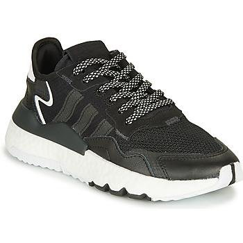 Pantofi Copii Pantofi sport Casual adidas Originals NITE JOGGER J Negru