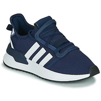 Pantofi Băieți Pantofi sport Casual adidas Originals U_PATH RUN J Albastru / Alb
