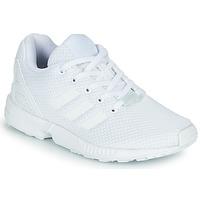 Pantofi Copii Pantofi sport Casual adidas Originals ZX FLUX C Alb