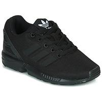 Pantofi Copii Pantofi sport Casual adidas Originals ZX FLUX C Negru