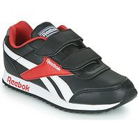 Pantofi Copii Pantofi sport Casual Reebok Classic REEBOK ROYAL CLJOG Negru / Alb / Roșu