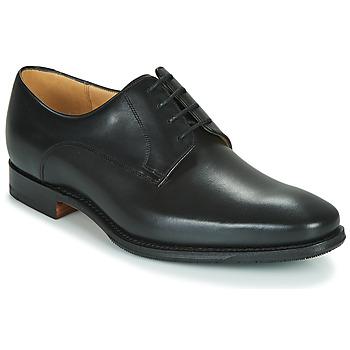 Pantofi Bărbați Pantofi Derby Barker ELLON Negru