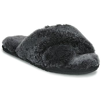 Pantofi Femei Papuci de casă EMU MAYBERRY FROST Negru