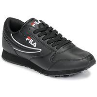 Pantofi Bărbați Pantofi sport Casual Fila ORBIT LOW Negru