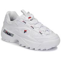 Pantofi Femei Pantofi sport Casual Fila D-FORMATION WMN Alb