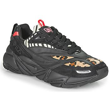 Pantofi Femei Pantofi sport Casual Fila RUSH F WMN Negru