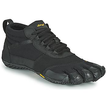 Pantofi Femei Trail și running Vibram Fivefingers TREK ASCENT INSULATED Negru / Negru