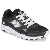Pantofi Bărbați Pantofi sport Casual Hummel EDMONTON 3S LEATHER Negru