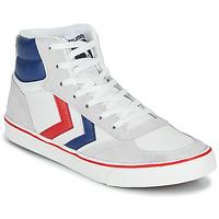 Pantofi Pantofi sport stil gheata Hummel STADIL HIGH OGC 3.0 Alb / Albastru / Roșu