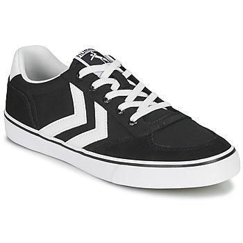 Pantofi Pantofi sport Casual Hummel STADIL LOW OGC 3.0 Negru / Alb