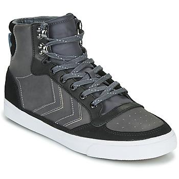 Pantofi Pantofi sport stil gheata Hummel STADIL WINTER Negru / Gri