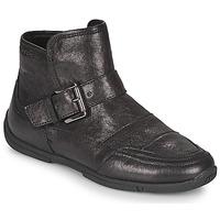 Pantofi Femei Ghete Geox AGLAIA Negru
