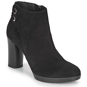 Pantofi Femei Botine Geox ANYLLA HIGH Negru