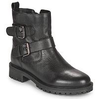 Pantofi Femei Botine Geox HOARA Negru