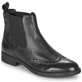 Pantofi Femei Botine Geox JAYLON Negru