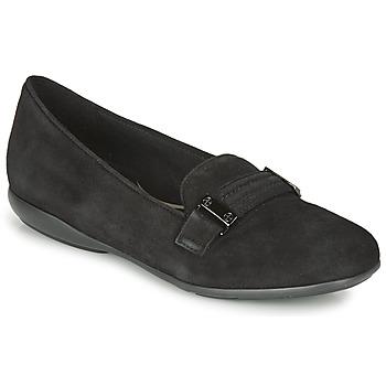 Pantofi Femei Balerin și Balerini cu curea Geox ANNYTAH Negru