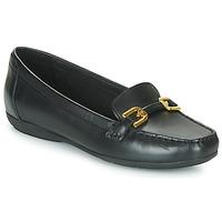 Pantofi Femei Mocasini Geox ANNYTAH MOC Negru