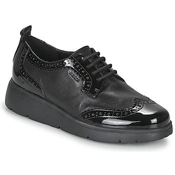 Pantofi Femei Pantofi Derby Geox ARLARA Negru
