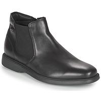Pantofi Bărbați Ghete Geox BRAYDEN 2FIT ABX Negru